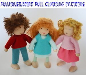 Dollhouse Clothing Pattern Page Link